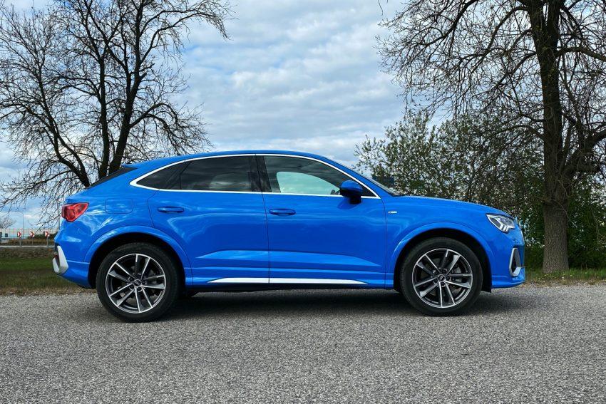 Audi Q3 Sportback - sprawdziłem, co oferuje wirtualny kokpit 41