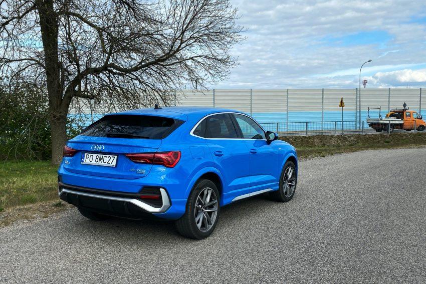 Audi Q3 Sportback - sprawdziłem, co oferuje wirtualny kokpit 43
