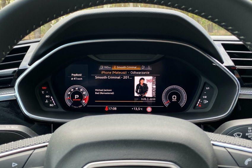 Audi Q3 Sportback - sprawdziłem, co oferuje wirtualny kokpit 25