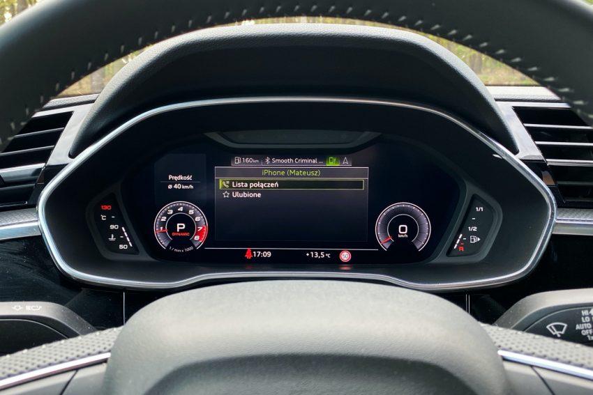 Audi Q3 Sportback - sprawdziłem, co oferuje wirtualny kokpit 36