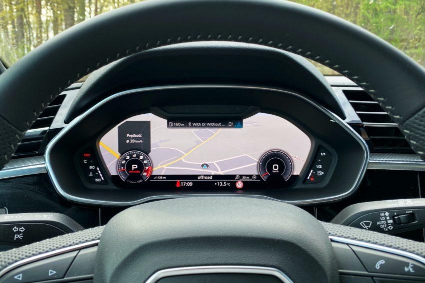 Audi Q3 Sportback - sprawdziłem, co oferuje wirtualny kokpit 28