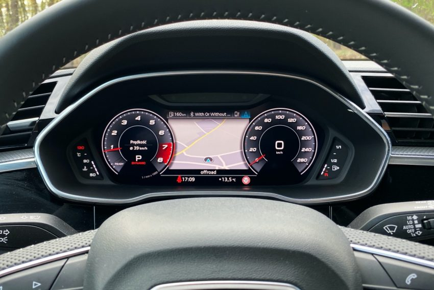 Audi Q3 Sportback - sprawdziłem, co oferuje wirtualny kokpit 27