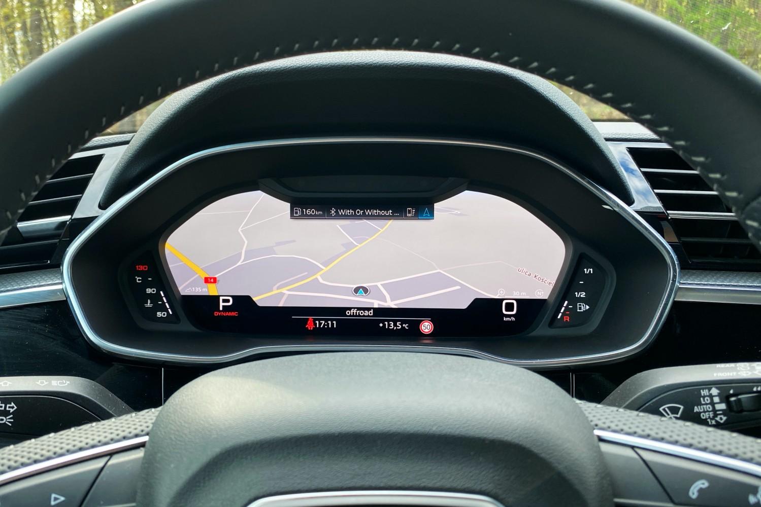 Audi Q3 Sportback - sprawdziłem, co oferuje wirtualny kokpit 38
