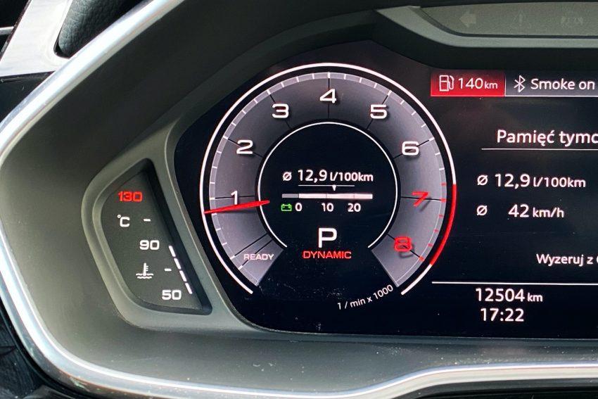 Audi Q3 Sportback - sprawdziłem, co oferuje wirtualny kokpit 32