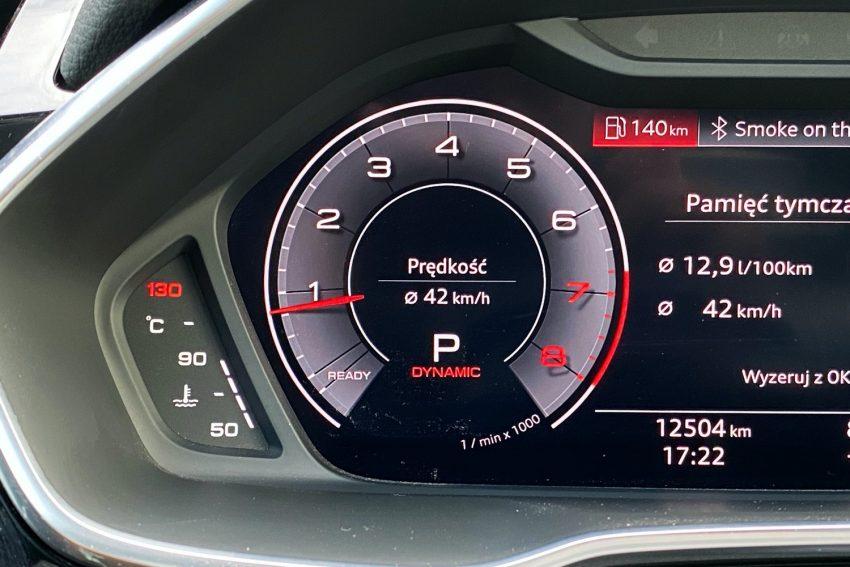 Audi Q3 Sportback - sprawdziłem, co oferuje wirtualny kokpit 33