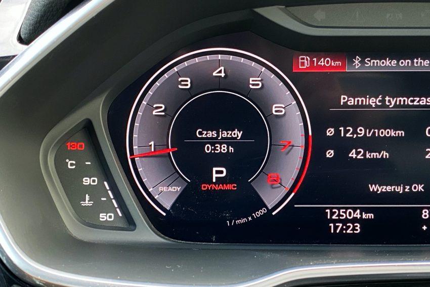 Audi Q3 Sportback - sprawdziłem, co oferuje wirtualny kokpit 34