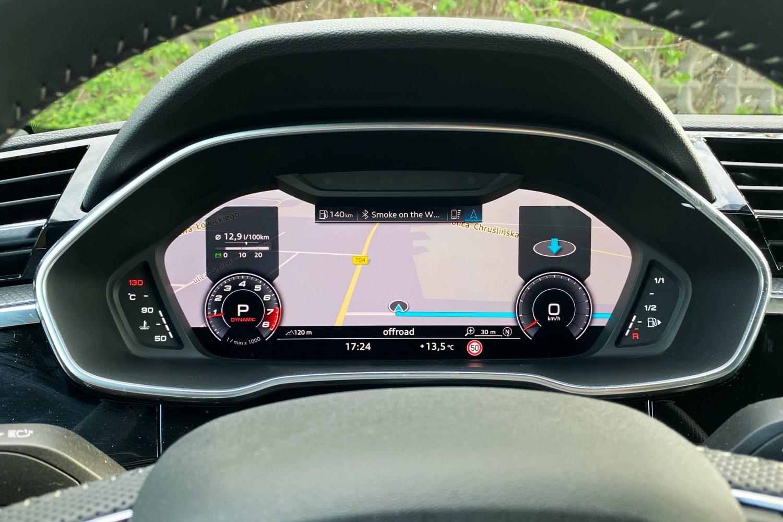 Audi Q3 Sportback - sprawdziłem, co oferuje wirtualny kokpit 39