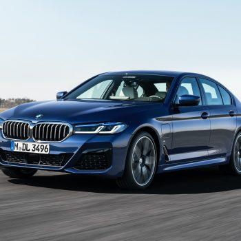 """BMW serii 5 i X1 – kolejne """"Bawarki"""" zostaną w pełni zelektryfikowane 23"""