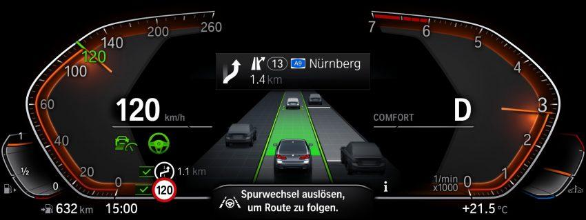BMW odświeża serię 5 i wreszcie wprowadza Android Auto 20