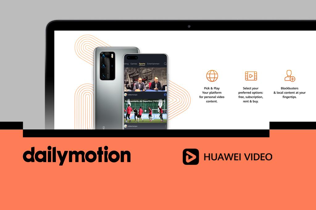 Tak się walczy z YouTubem - Huawei Video i Dailymotion ogłaszają globalne partnerstwo 22