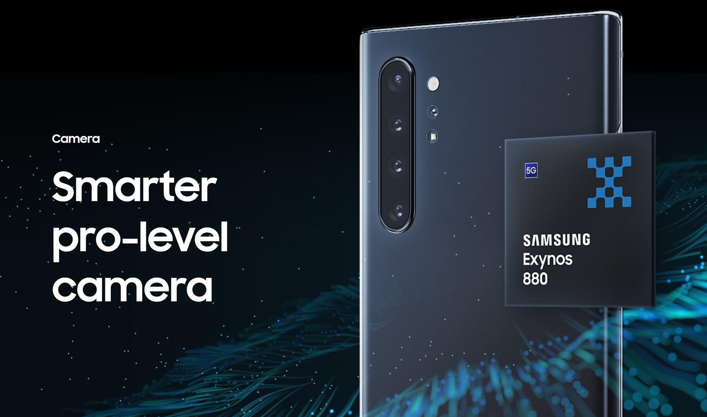 Ten procesor będzie częstym gościem w smartfonach Samsunga - Exynos 880 20