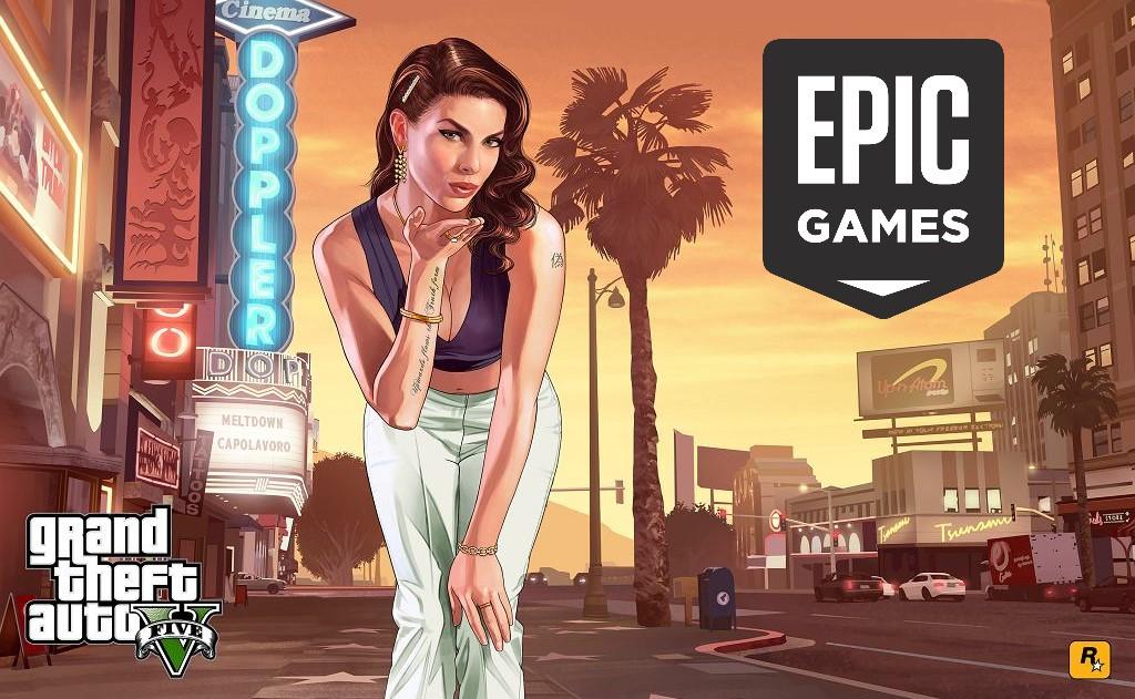 To się dzieje naprawdę: GTA V za darmo w Epic Games Store!