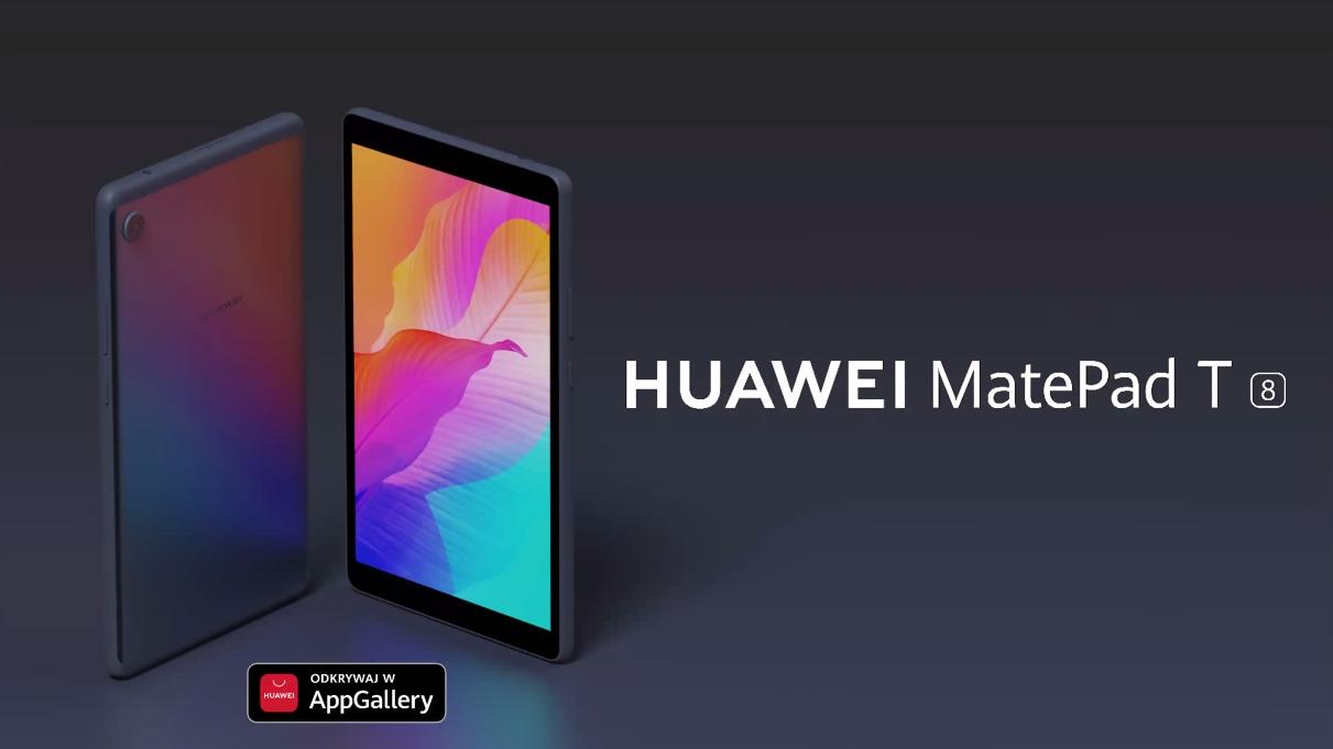 8-calowy tablet Huawei za 399 złotych! W przedsprzedaży smartband za złotówkę 24