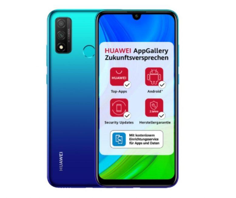 Nowy Huawei P Smart 2020 ma dostęp do usług i aplikacji Google. Jakim cudem?
