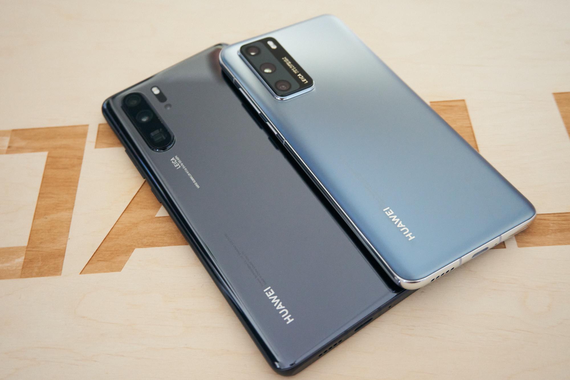 smartfon Huawei P30 Pro Huawei P40 smartphone
