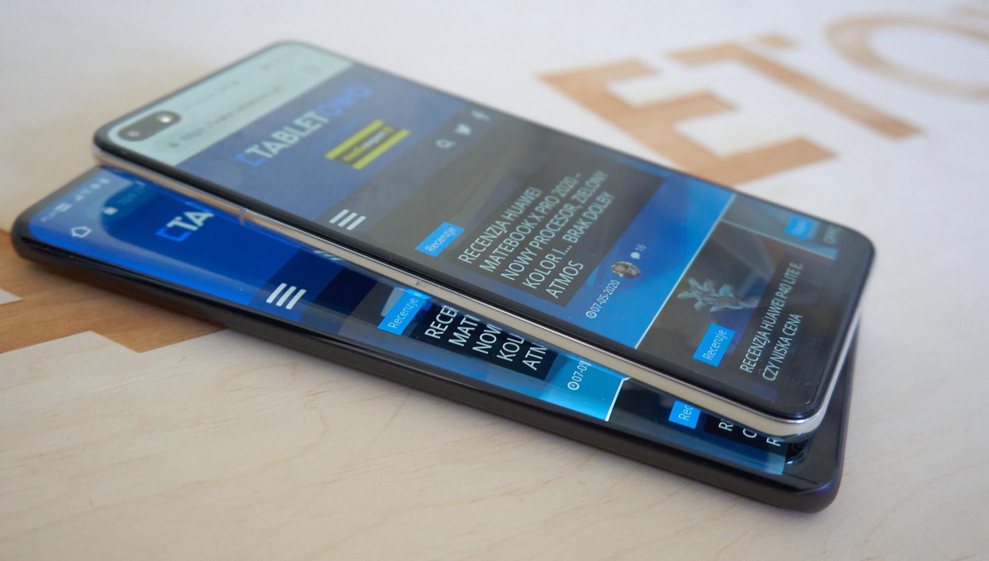 Porównanie Huawei P30 Pro vs P40. Czy eksflagowiec okaże się lepszy? 2