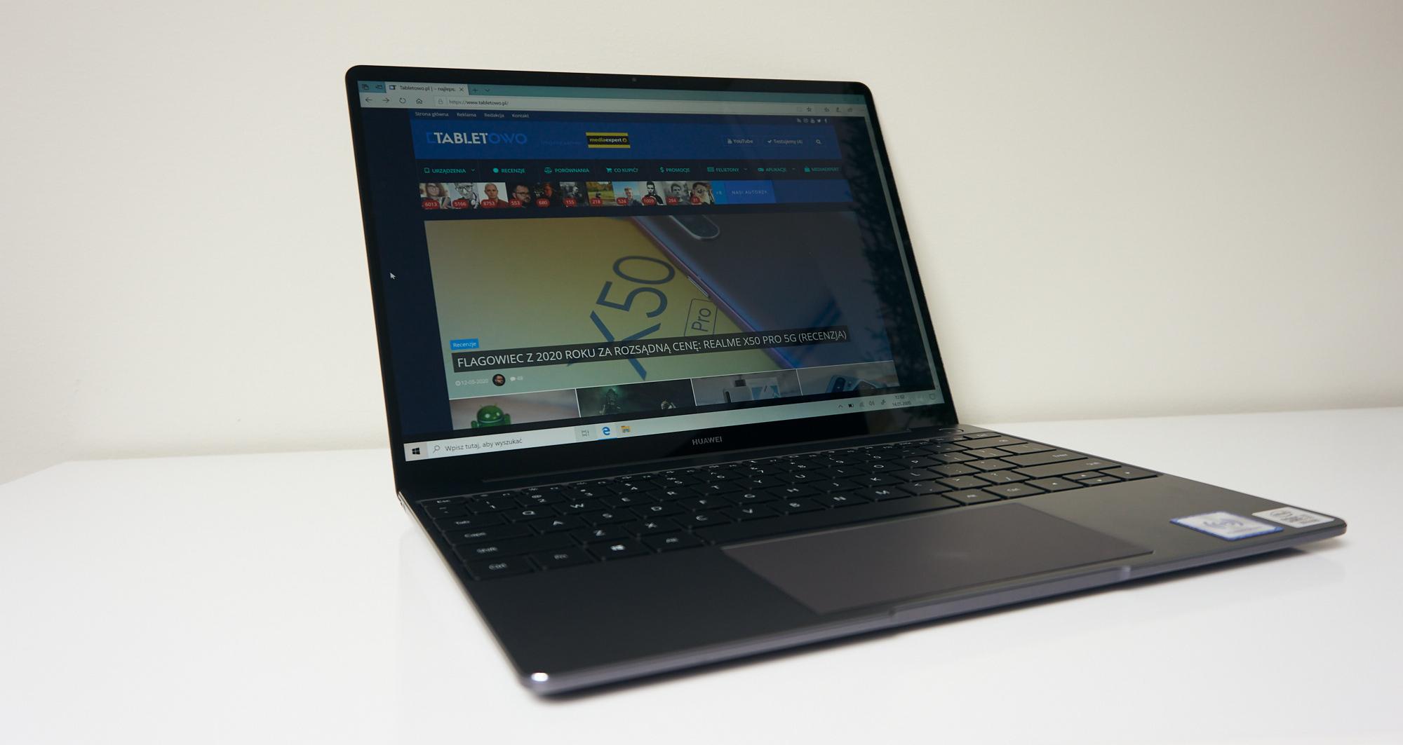 Dwa oblicza MateBooka od Huawei - 13-tka dla multimedialnego entuzjasty, X Pro dla profesjonalisty