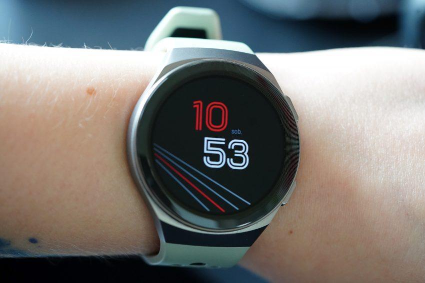 Recenzja Huawei Watch GT 2e - usportowiona i tańsza wersja Watcha GT 2 28