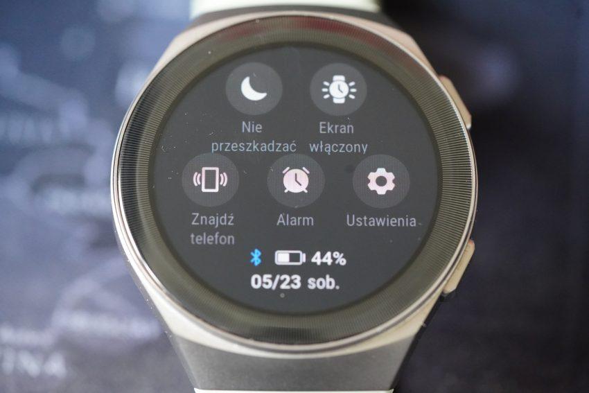 Recenzja Huawei Watch GT 2e - usportowiona i tańsza wersja Watcha GT 2 41