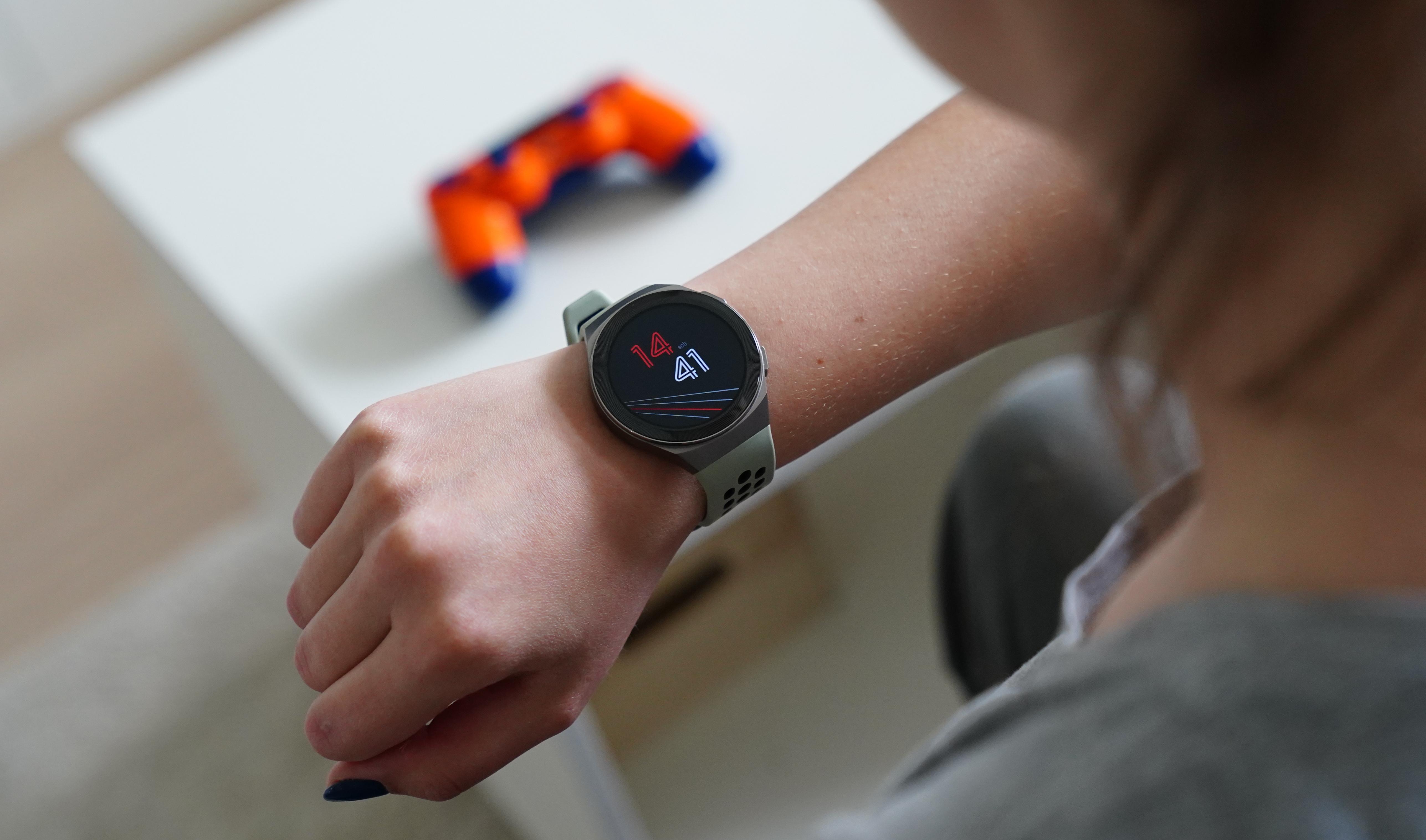 Recenzja Huawei Watch GT 2e - usportowiona i tańsza wersja Watcha GT 2 68