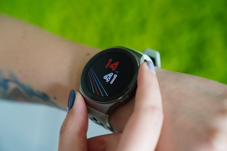 Recenzja Huawei Watch GT 2e - usportowiona i tańsza wersja Watcha GT 2 20