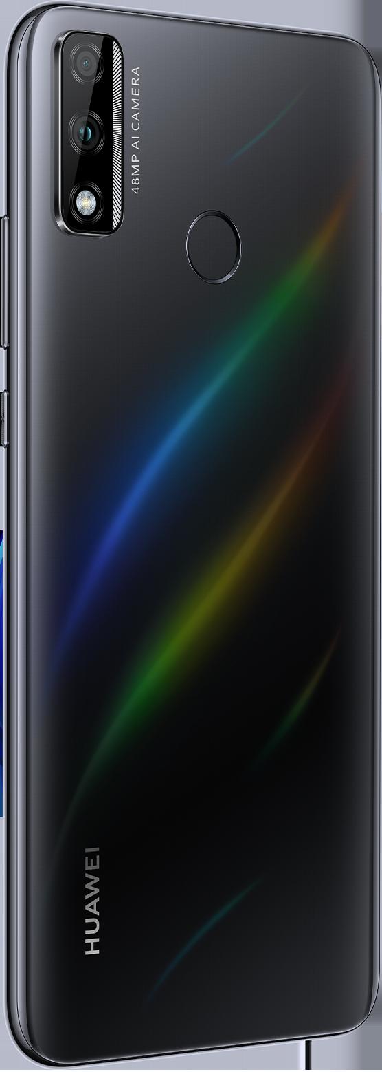 Nowy Huawei Y8s - bo pojedynczy aparat do selfie to za mało
