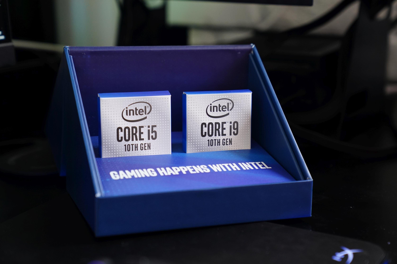 Core i5-10600k oraz Core i9-10900k - test wydajności nowości od Intela 17