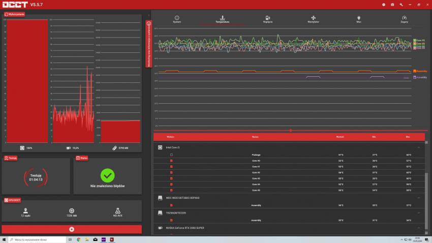 Core i5-10600k oraz Core i9-10900k - test wydajności nowości od Intela 26