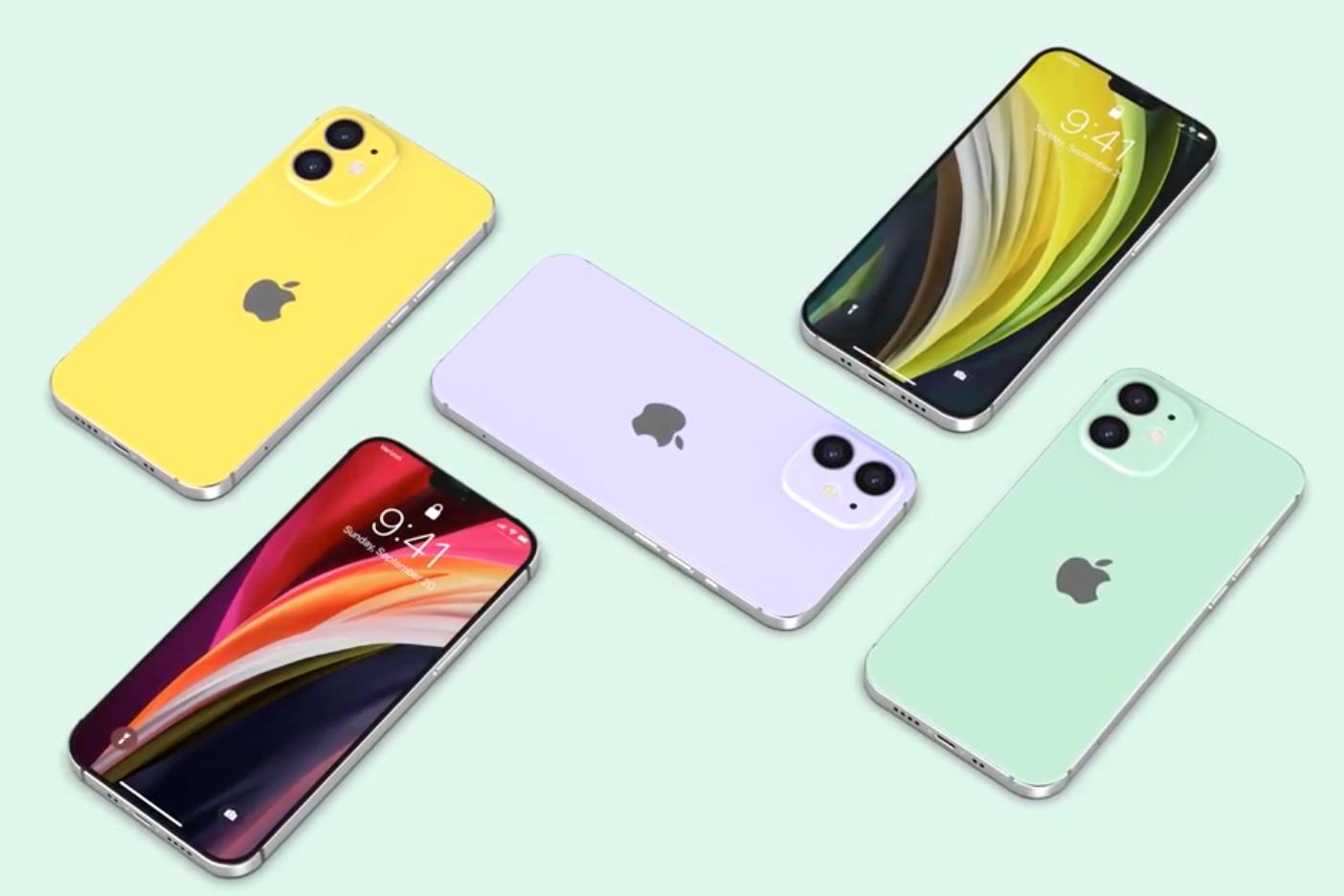 iPhone'y 12 zapowiadają się naprawdę interesująco! Oto wszystko, co wiemy 23