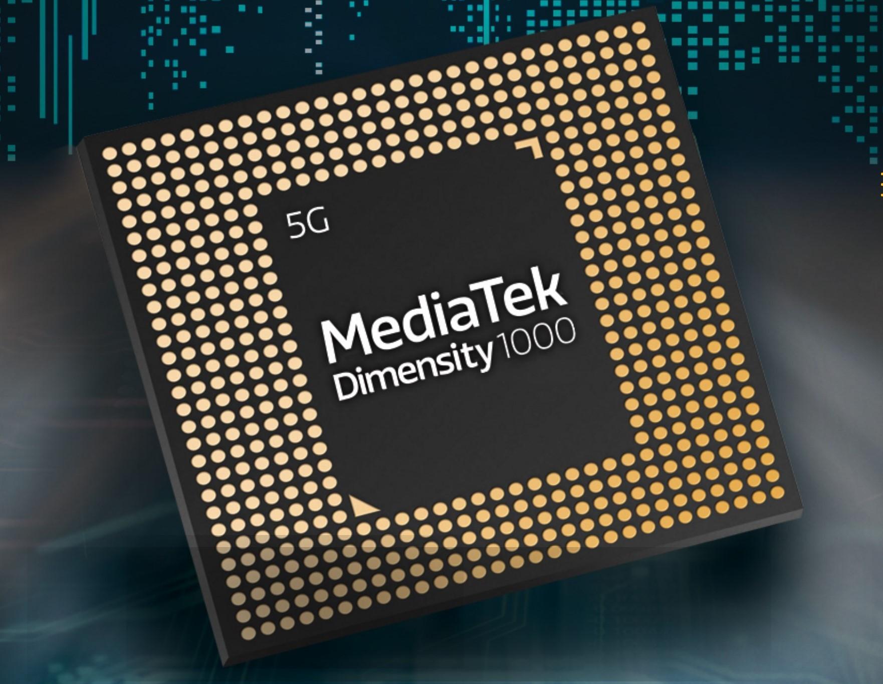 Nowy MediaTek Dimensity 1000C zadebiutuje na pokładzie... LG Velvet 17 MediaTek Dimensity 1000C