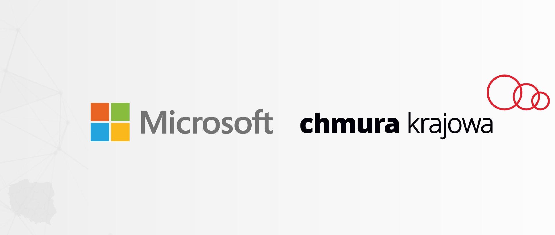 Miliard dolarów inwestycji Microsoftu w Polsce. Ogłoszono partnerstwo z Operatorem Chmury Krajowej