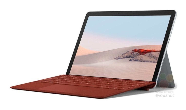 Microsoft Surface Go 2 będzie wyglądał lepiej niż jego poprzednik. Ale działać może tak sobie