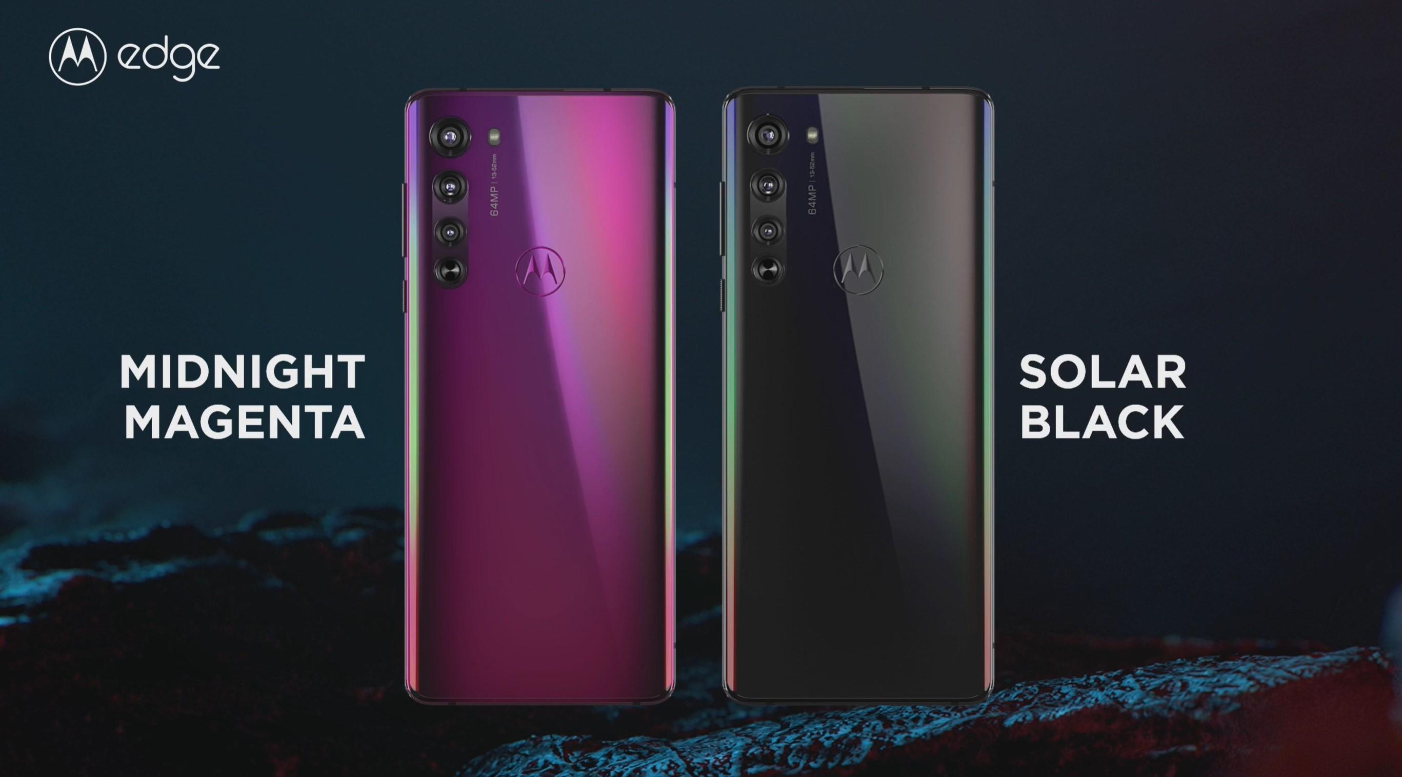 Motorola Edge w Polsce. Jeśli tęskniliście za smartfonami z zagiętymi ekranami, to coś dla Was 21