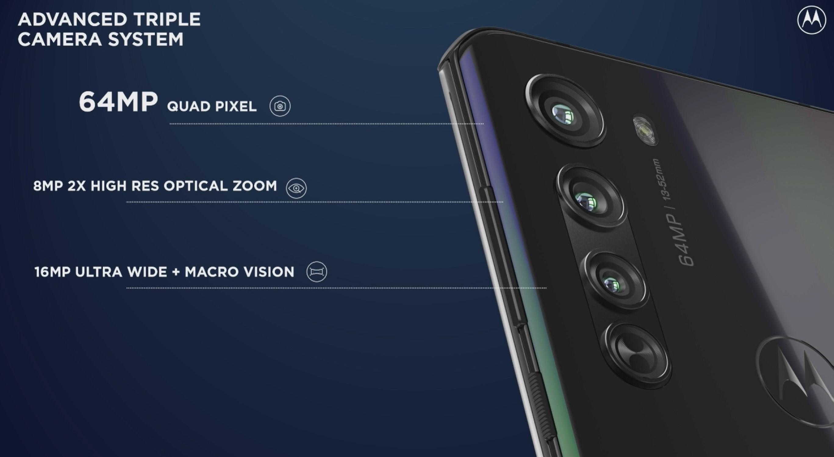Motorola Edge w Polsce. Jeśli tęskniliście za smartfonami z zagiętymi ekranami, to coś dla Was 19