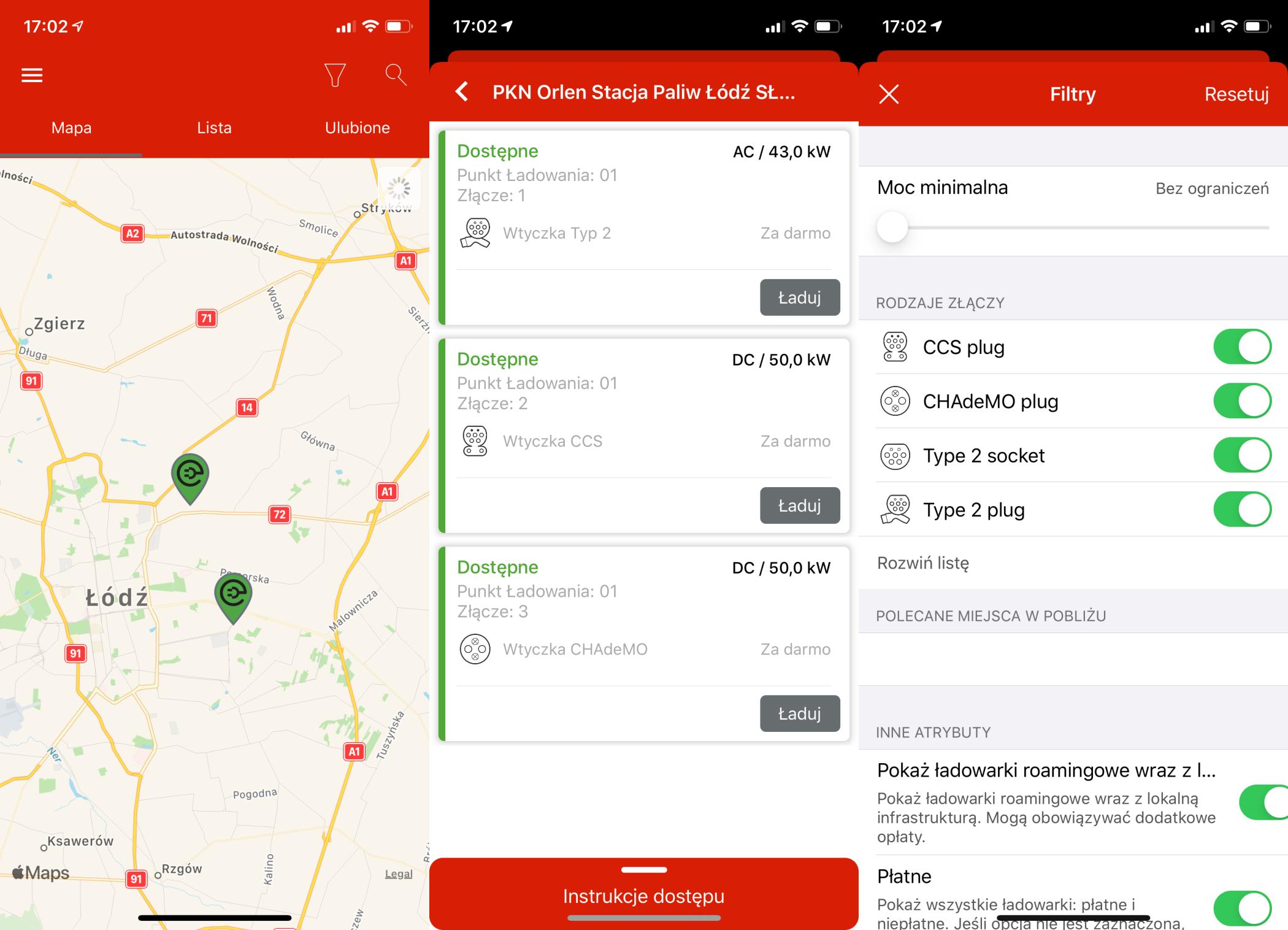 Aplikacja Orlen Charge będzie wymagana do ładowania samochodów elektrycznych