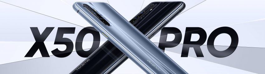 realme X50 Pro Player Edition smartphone
