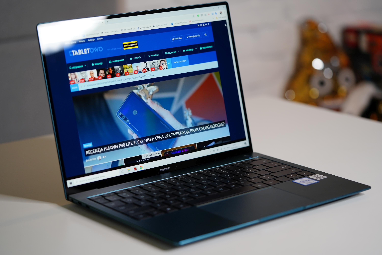 Recenzja Huawei MateBook X Pro 2020 - nowy procesor, zielony kolor i... brak Dolby Atmos 16