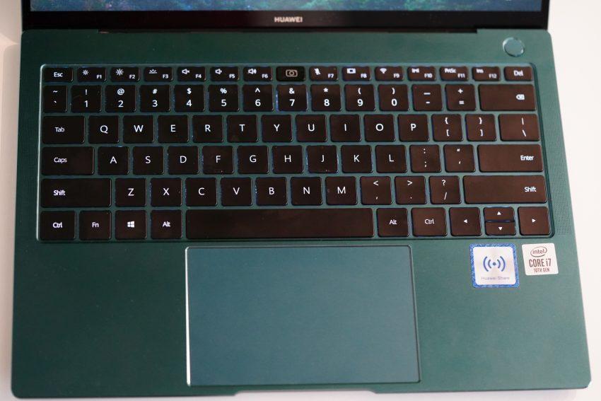 Recenzja Huawei MateBook X Pro 2020 - nowy procesor, zielony kolor i... brak Dolby Atmos 62