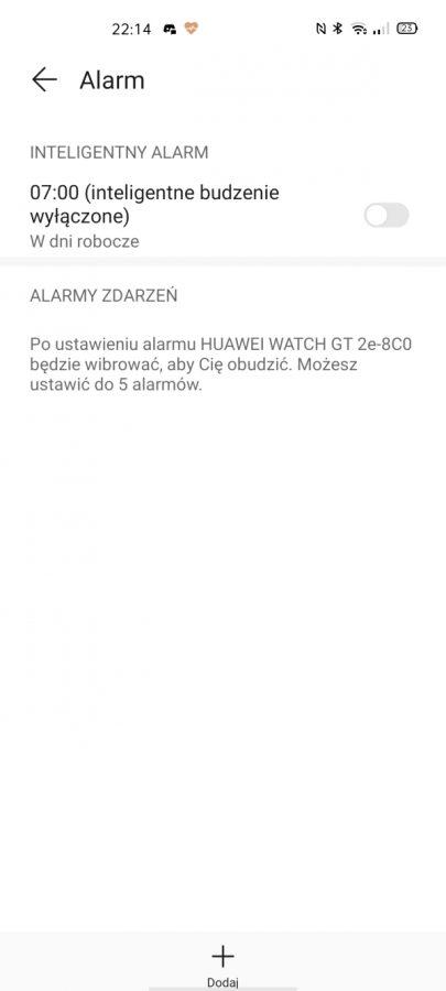 Recenzja Huawei Watch GT 2e - usportowiona i tańsza wersja Watcha GT 2 32