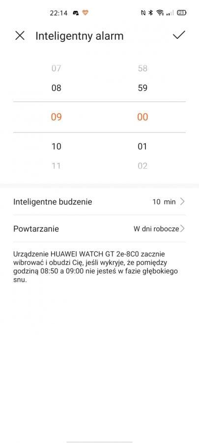 Recenzja Huawei Watch GT 2e - usportowiona i tańsza wersja Watcha GT 2 35