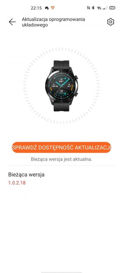 Recenzja Huawei Watch GT 2e - usportowiona i tańsza wersja Watcha GT 2 38