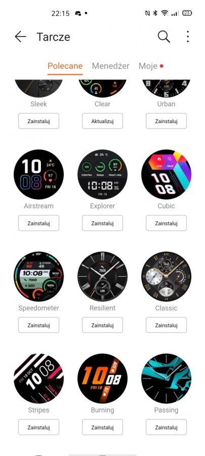 Recenzja Huawei Watch GT 2e - usportowiona i tańsza wersja Watcha GT 2 48