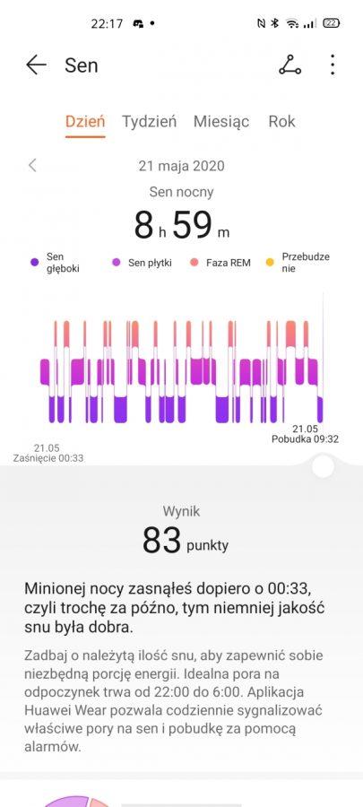 Recenzja Huawei Watch GT 2e - usportowiona i tańsza wersja Watcha GT 2 61
