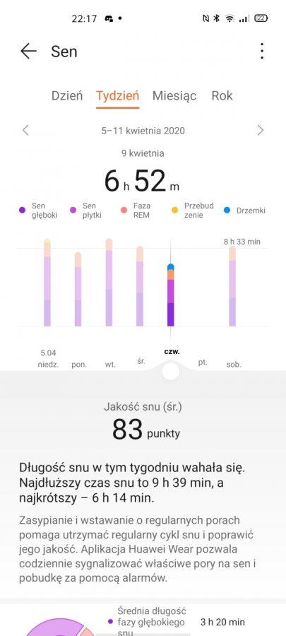 Recenzja Huawei Watch GT 2e - usportowiona i tańsza wersja Watcha GT 2 63