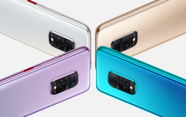 Redmi 10X oficjalnie - pierwszy smartfon z procesorem Dimensity 820 oraz Dual SIM-em 5G 18