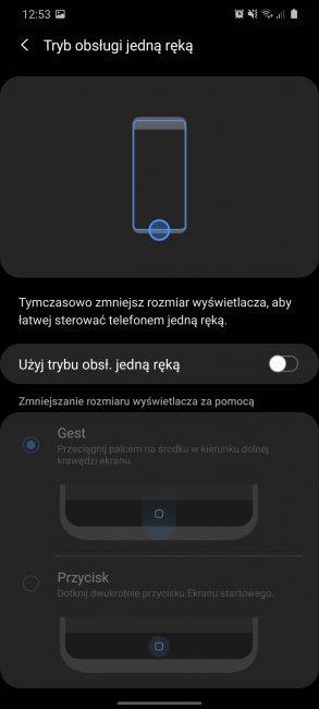 Samsung Galaxy S20 - najmniejszy z serii, choć wcale nie mały (recenzja) 64