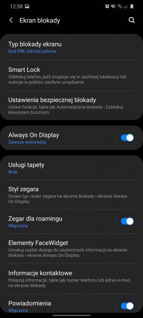 Samsung Galaxy S20 - najmniejszy z serii, choć wcale nie mały (recenzja) 94