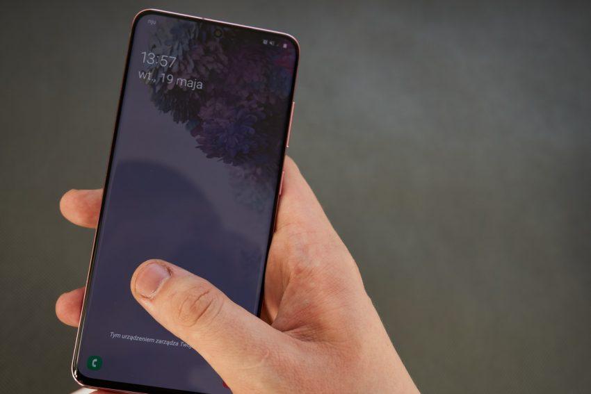 Samsung Galaxy S20 - najmniejszy z serii, choć wcale nie mały (recenzja) 21