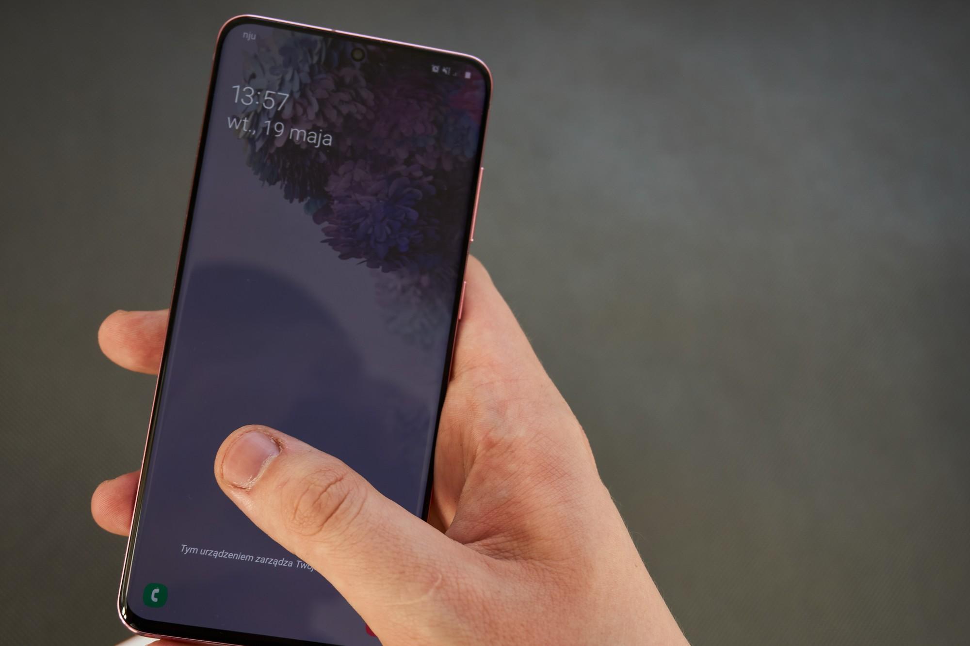 Samsung nie wykorzysta chińskich wyświetlaczy w Galaxy S30, bo oblały testy jakości 19