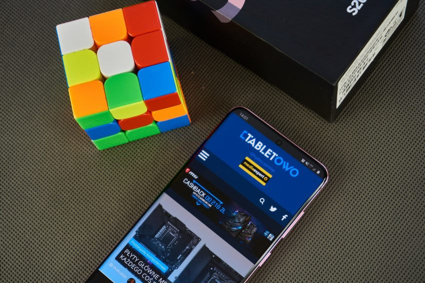 Samsung Galaxy S20 - najmniejszy z serii, choć wcale nie mały (recenzja) 55